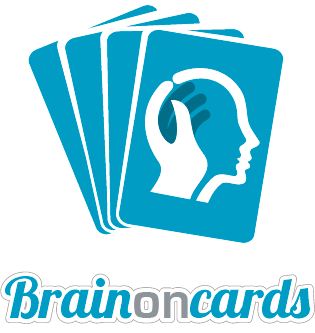 BRAIN ON CARDS